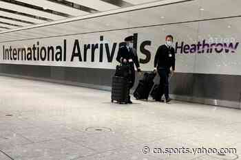 Coronavirus: Britain ramps up flight ban as Portugal suspends all UK travel - Yahoo Canada Sports