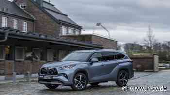 Ikone jetzt auch für Europa: Toyota Highlander zum Kampfpreis