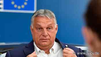 Impfstoff nicht in EU zugelassen: Ungarn schert aus und ordert Sputnik V
