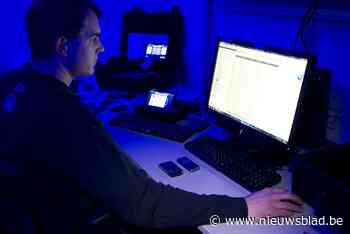 Jaarverslag politie Schoten: cybercriminelen maken 2,8 miljo... (Schoten) - Het Nieuwsblad