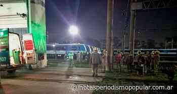 Llavallol: se electrocutaron dos trabajadores del Tren Roca | Notas - Notas - Periodismo Popular