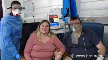 UK couple marries in coronavirus ward at Milton Keynes hospital before man is rushed to ICU - ABC News