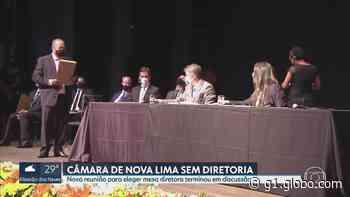 Câmara Municipal de Nova Lima, na Grande BH, segue há 20 dias sem mesa diretora - G1