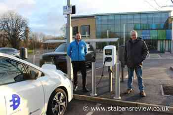 Electric vehicle fast charging ports installed at Westminster Lodge | St Albans & Harpenden Review - St Albans & Harpenden Review