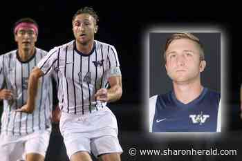 Walters named to Westminster College's All-Decade Soccer Team - Sharonherald