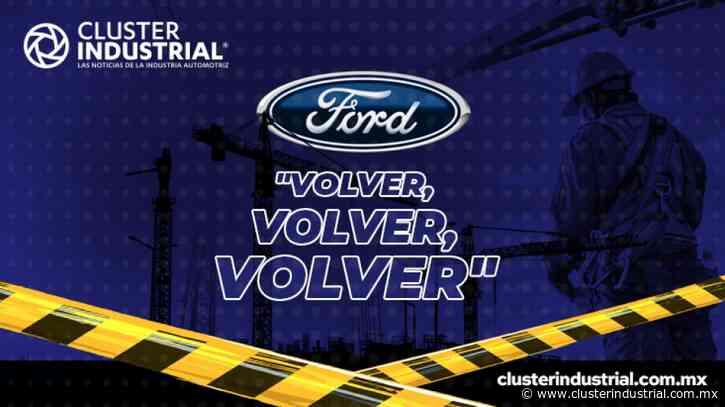 ¿Podría Ford retomar la planta en San Luis Potosí? - Cluster Industrial