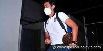 José Juan Macías viaja con Chivas para enfrentar al Atlético San Luis en la Liga MX - Chivas Pasión - Bolavip