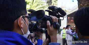Diez trabajadores de la prensa de Potosí dan positivo al Covid-19 - Periódico La Patria (Oruro - Bolivia)