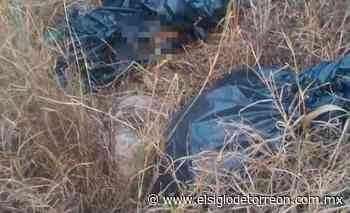 Localizan tres bolsas con restos humanos en San Luis Potosí - El Siglo de Torreón