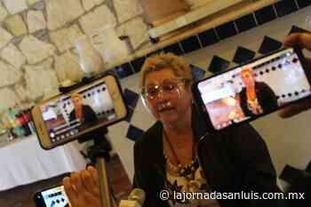 «Quiero servir a San Luis Potosí», dice Lucy Lastras - La Jornada San Luis