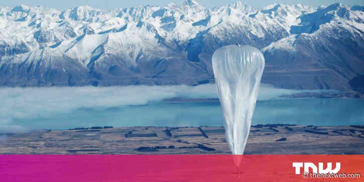 Alphabet bursts its balloon-powered internet plans