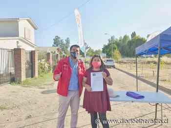 Subdere financia emblemático proyecto de alcantarillado en sector El Naranjal de Linares - Diario El Heraldo Linares