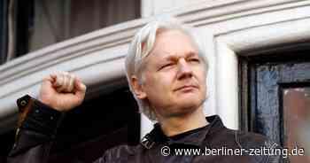 Trump begnadigt vier Blackwater-Söldner, aber nicht Julian Assange - Berliner Zeitung