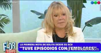 Solita Silveyra volvió a la tele después de haber padecido un ACV y contó cuáles fueron los síntomas que la - Clarín.com