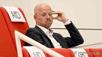 Mit Eilantrag gescheitert: Kalbitz kassiert die nächste Niederlage
