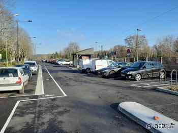Val-d'Oise. Parking de la gare L'Isle-Adam - Parmain : les maires réclament la gratuité le weekend - actu.fr
