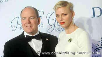 Trotz Kindergerücht: Charlene von Monaco steht hinter Fürst Albert - Abendzeitung