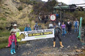 Nos quieren excluir de la Mesa Nacional de Páramos: Campesinos de Pisba – Contagio Radio - Contagio Radio