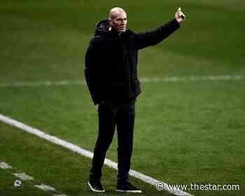 Real Madrid coach Zinedine Zidane has coronavirus - Toronto Star