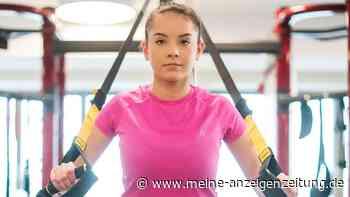 Schlank durch Sling-Training: Workout-Trend mit zwei positiven Nebeneffekten
