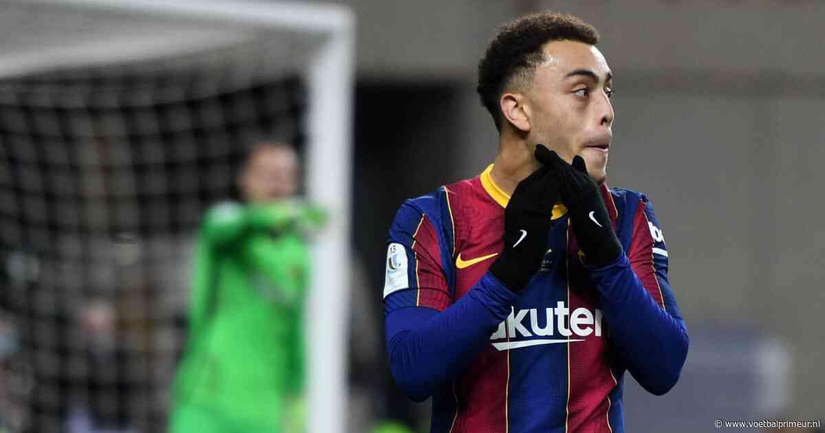 'Toen ik in de Ajax-jeugd speelde, keek ik altijd naar Barça: nu speel ik er...' - VoetbalPrimeur.nl