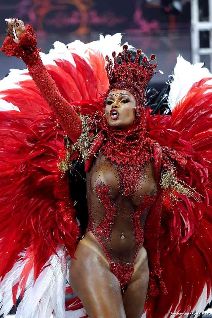 Rio de Janeiro no tendrá carnaval en julio debido a la pandemia