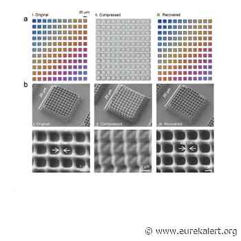 SUTD research team extends 4D printing to nanophotonics