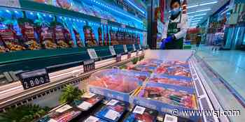 WHO Caught Between China and West on Frozen-Food Coronavirus Transmission - The Wall Street Journal