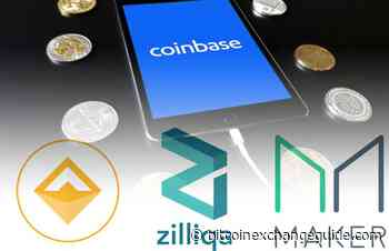 Coinbase Pro to Add Ethereum-based Tokens DAI, Golem (GNT), Zilliqa (ZIL) And Maker (MKR) in Key Areas - Bitcoin Exchange Guide