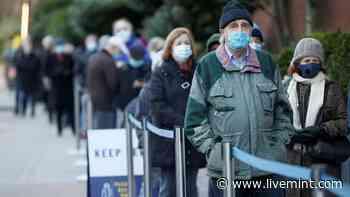 UK says coronavirus may no longer be spreading exponentially - Mint