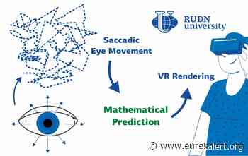 Scientists improved eye tracking technology in VR systems