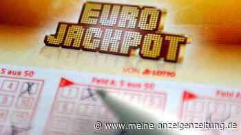 Eurojackpot-Ziehung am Freitag (22.01.2021): Das sind die aktuellen Gewinnzahlen von heute