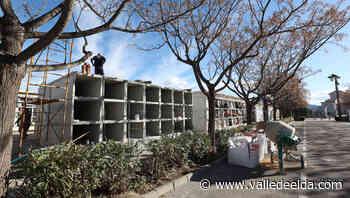 El Cementerio Virgen de los Dolores de Elda tendrá 260 nuevos nichos - Valle de Elda