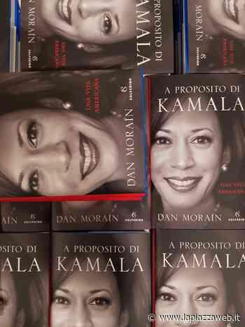Uscito il libro su Kamala Harris stampato da Gafica Veneta - La Piazza