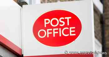 Essex Post Office branch to close indefinitely in February - Essex Live