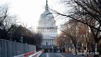 Impeachment gegen Donald Trump: Anklageschrift geht Montag an Senat