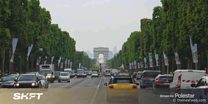Paris plans to transform iconic Champs-Élysées into pedestrian-friendly green space