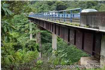 Lanamme-UCR encuentra daños graves en puente Salitral sobre ruta 27 • Semanario Universidad - Semanario Universidad