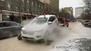 More snow is on tap before temperatures plummet: This is your Saskatoon forecast - CTV News Saskatoon