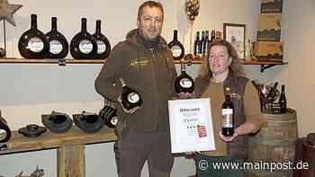 Bergtheim Auszeichnungen für das Weingut Schmitt in Bergtheim - Main-Post
