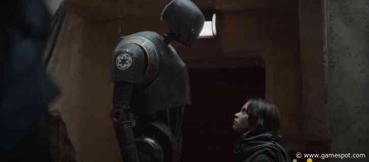 Star Wars Rogue One TV Show: Alan Tudyk Confirms K-2SO Won't Be In Andor Season 1
