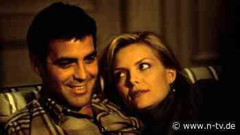 """""""War ziemlich besoffen"""": Pfeiffer enthüllt Clooneys Eskapaden am Set"""