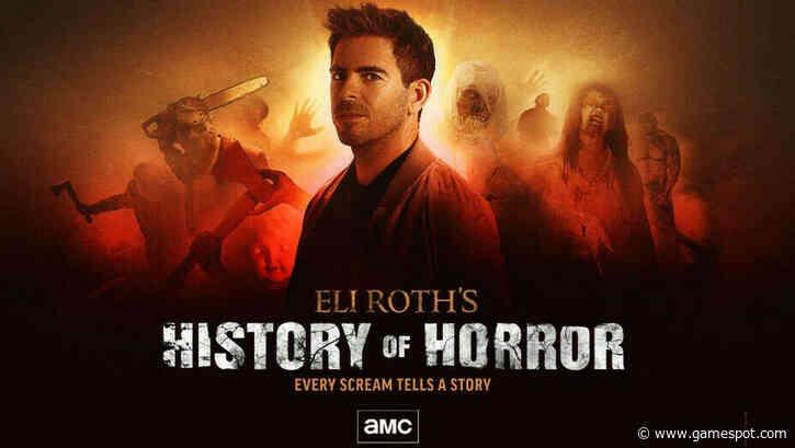 Eli Roth's History of Horror Will Return To AMC For Season 3