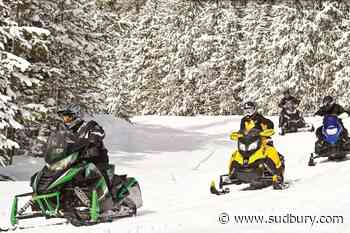 Public Health Sudbury: Snowmobiling, skating, sliding ban not in the plans