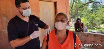 Comunidade quilombola de Salto de Pirapora inicia vacinação contra Covid nesta sexta-feira - G1
