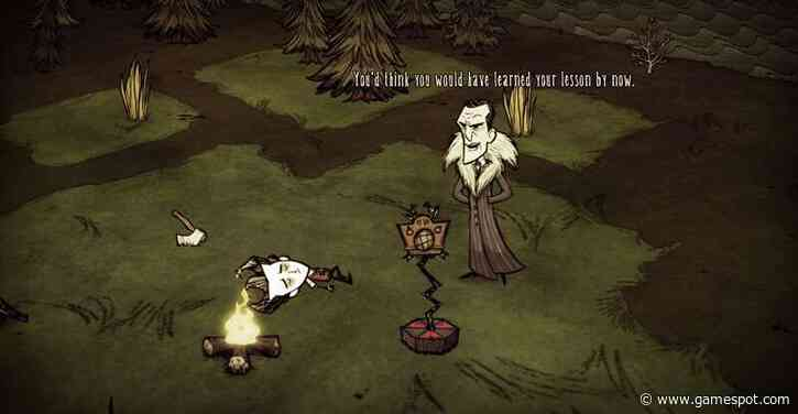 Yet Another Game Dev Acquired By Tencent, And This Time It's Don't Starve Maker Klei