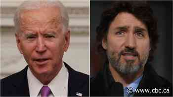 Trudeau set to speak with Biden in U.S. president's first call with a foreign leader