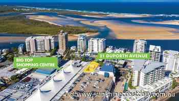 Veteran agents combine to market prime Maroochydore site - Sunshine Coast Daily