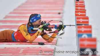 Biathlon im Liveticker: Zwei Generalproben mit ähnlichen Voraussetzungen