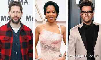 John Krasinski, Dan Levy and Regina King announced as the first three hosts of SNL in 2021
